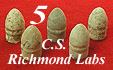 5 C.S. Richmond Labs