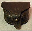Marked 1850 Cap Box