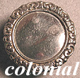 Colonial rosette