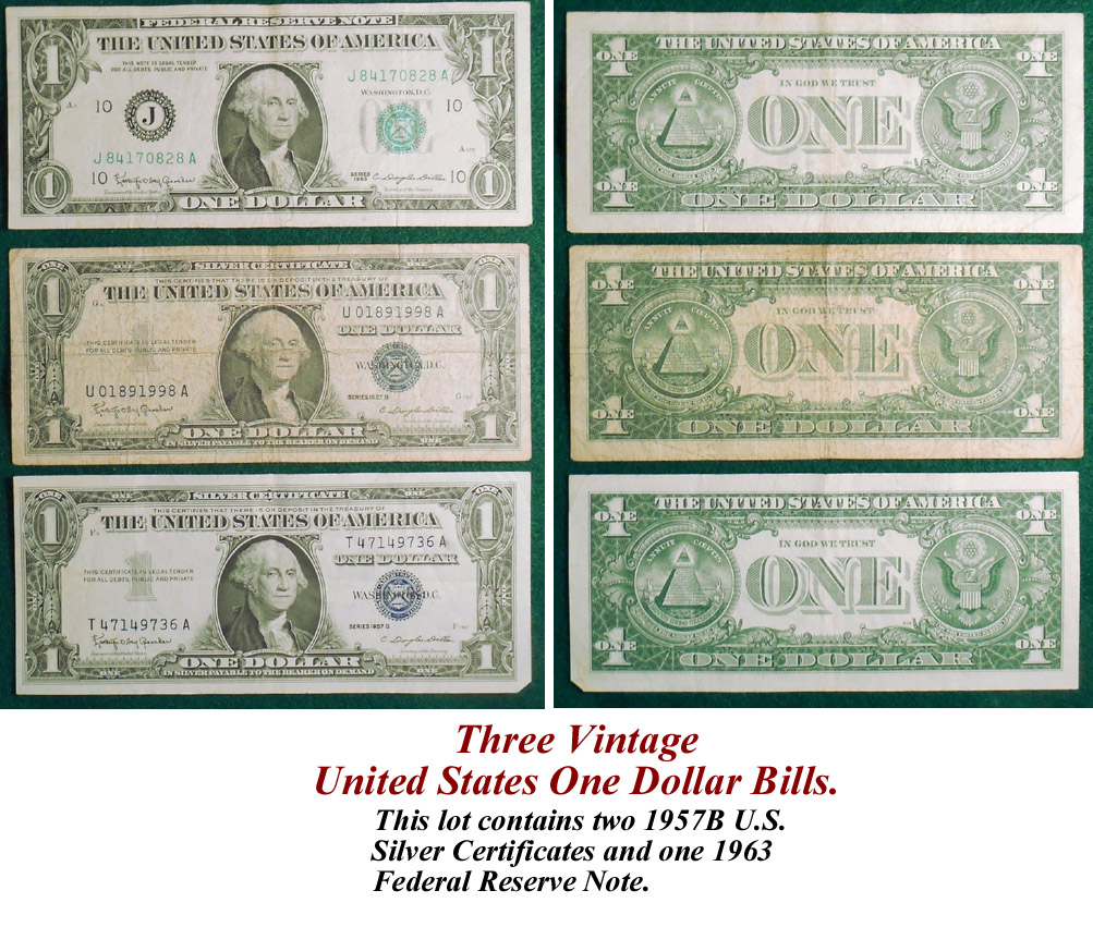 Sgt Rikers Civil War Trading Post Paper Money