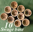 Swage base Bullets