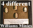 Williams Minie Ball Group